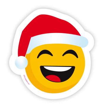 Santa emotikon