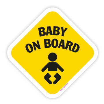 Baby on Board - Classic