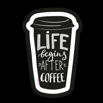 Život s kávou