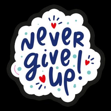 Nikdy sa nevzdávaj