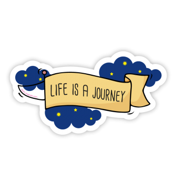 Life is a journey - noc