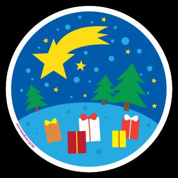 Vianočná krajina
