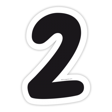 Číslo 2