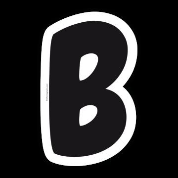 Písmenko B