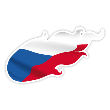 Ohnivá vlajka CZ