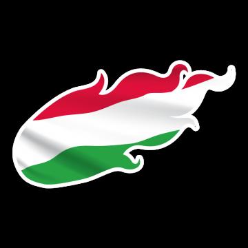 Ohnivá vlajka HU