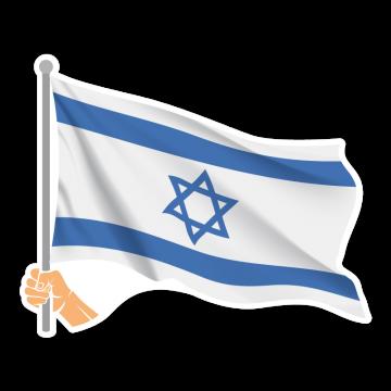 Vlajka ISR