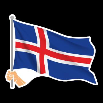 Vlajka IS