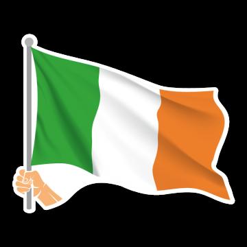 Vlajka IRL