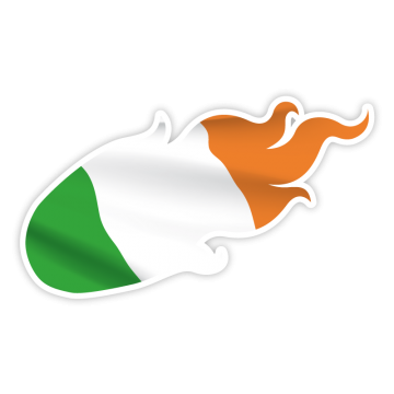 Ohnivá vlajka IRL