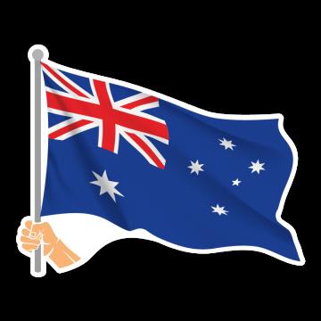 Vlajka AUS