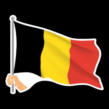 Vlajka BEL