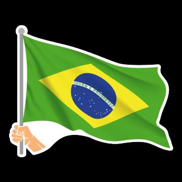 Vlajka BRA