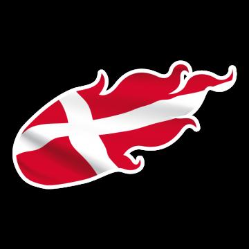 Ohnivá vlajka DK