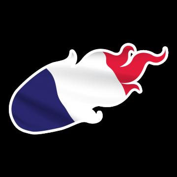 Ohnivá vlajka FR