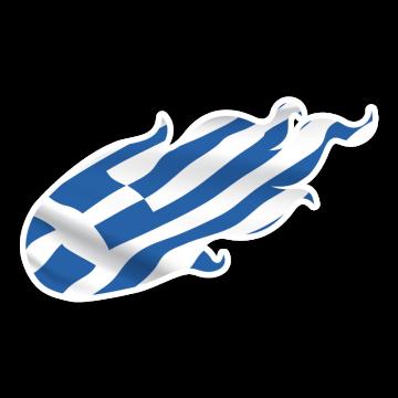 Ohnivá vlajka GR