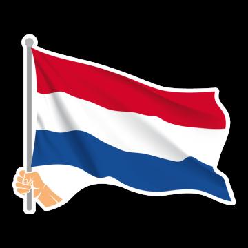 Vlajka NL