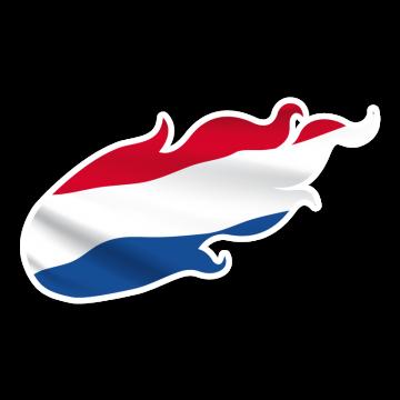 Ohnivá vlajka NL