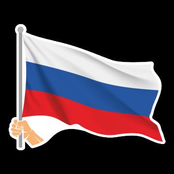 Vlajka RU