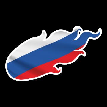Ohnivá vlajka RU
