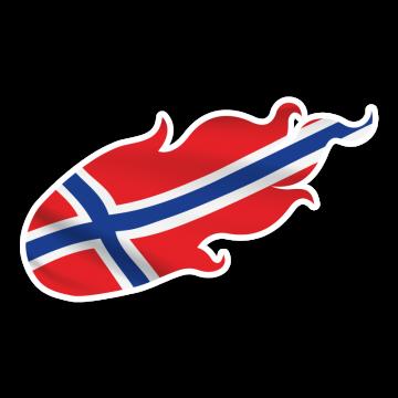 Ohnivá vlajka NO