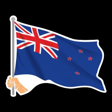 Vlajka NZ