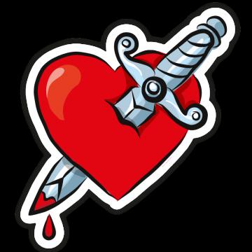 Zranená láska